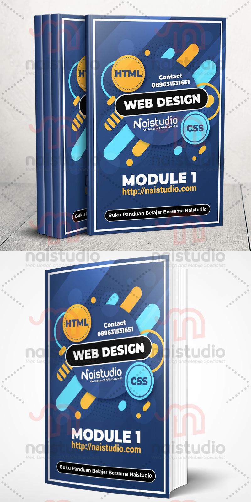Module 1 Pemrograman Website Kursus CV Naistudio
