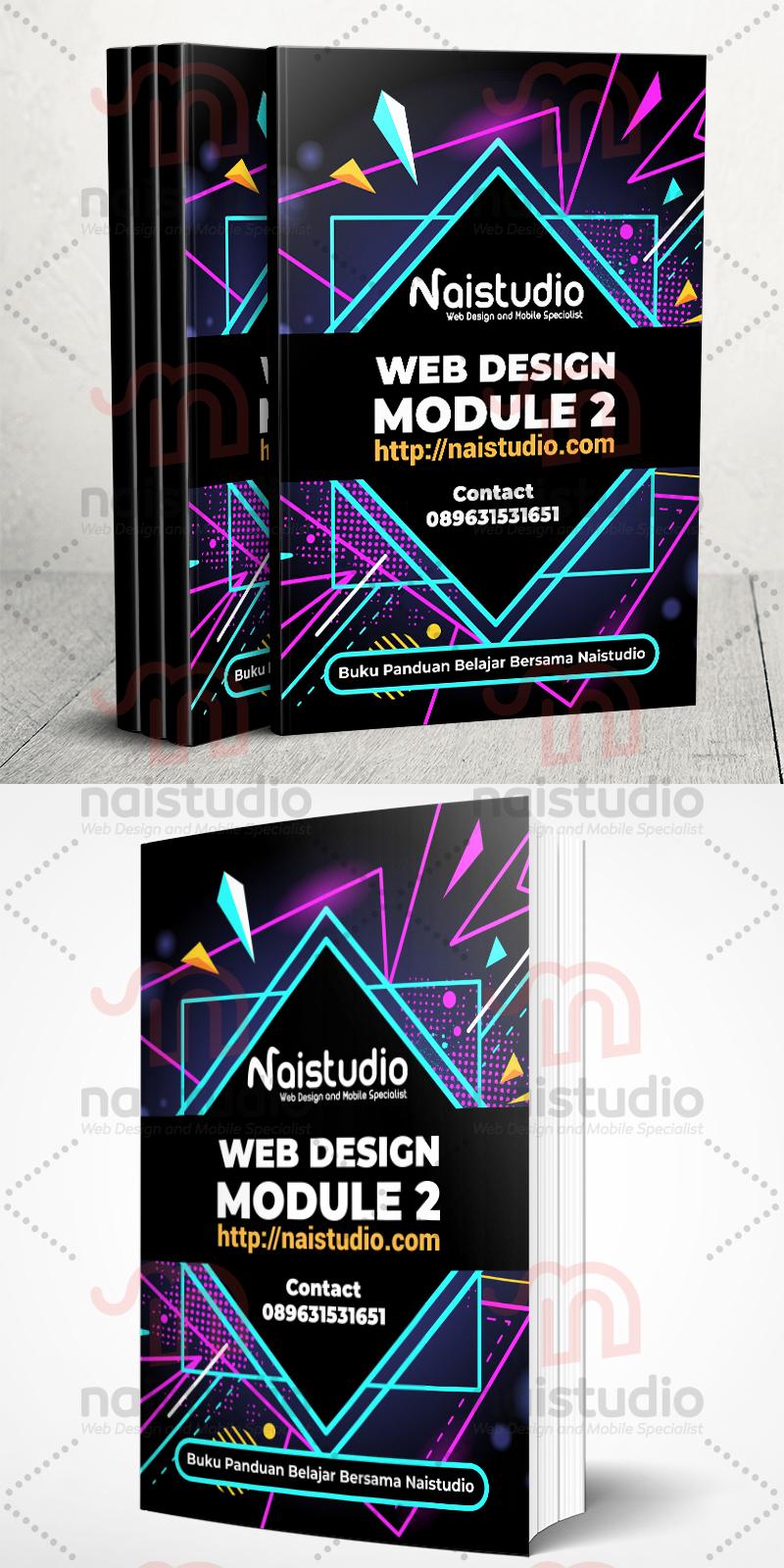 Module 2 Pemrograman Website Kursus CV Naistudio