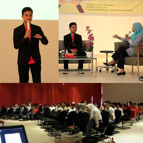 Seminar Pemrograman Universitas Pembangunan Jaya
