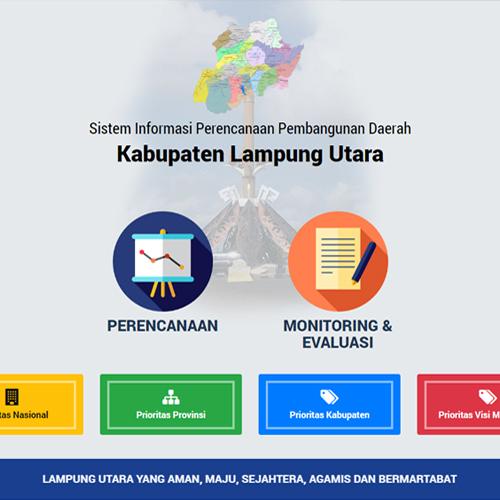 Portal Sistem N2N System Lampung Utara